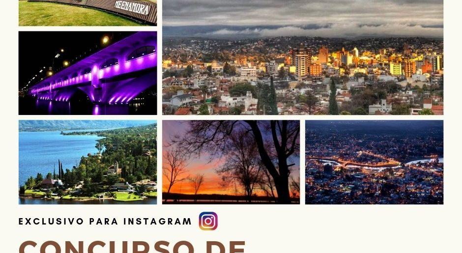 NUEVO CONCURSO DE FOTOGRAFÍAS  EN INSTAGRAM